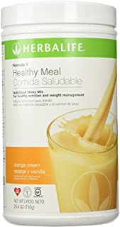Herbalife Formula 1 Orange Cream Naranja y Vainilla (750g) 26.4oz