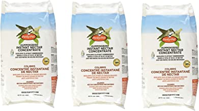 3 Pack 244CLSF 2-Pound Bag of Instant Clear Concentrate Hummingbird Nectar