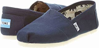 TOMS Women's Classic Canvas Slip On Loafers Espadrilles