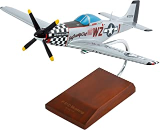 Mastercraft Collection North American Plane Mustang w/Rolls-Royce Engine P-51D Mustang