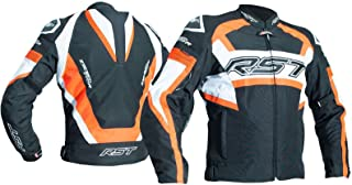 RST 2048 Tractech Evo R Textile Waterproof Motorcycle Jacket - Black/Red 42