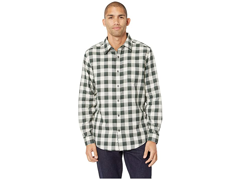 Marmot Bodega Lightweight Flannel Long Sleeve (Dark Spruce) Men
