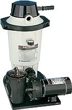 Hayward EC40C92STL Perflex 1 HP D.E. Filter Pump System , Twist Lock Cord