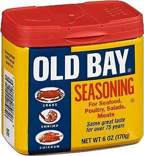 Old Bay - Seasoning Original 6 Oz. 180758