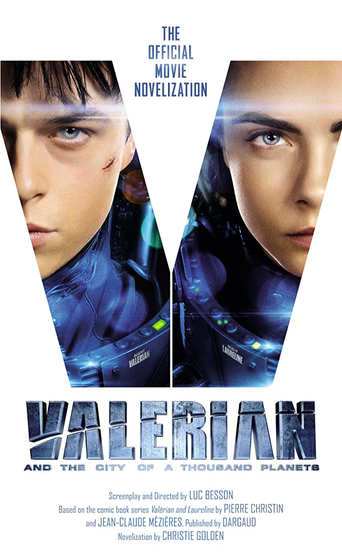 オートマトン発音するビーチValerian and the City of a Thousand Planets: The Official Movie Novelization (English Edition)