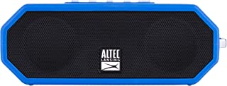 Altec Lansing IMW449 Jacket H2O 4 Rugged Floating Ultra Portable Bluetooth Waterproof Speaker with up to 10 Hours of Battery Life, 100FT Wireless Range and Voice Assistant Integration (RYB)