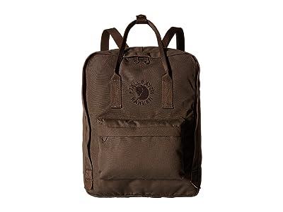 Fjallraven Re-Kanken (Dark Olive) Bags