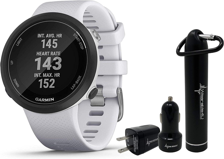 Garmin Swim 2 GPS Swimming Pack Wearable4U with store Smartwatch Power Special sale item