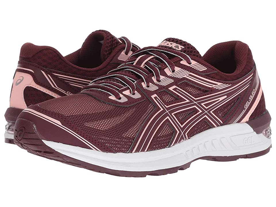 ASICS Gel-Sileo (Port Royal/Frosted Rose) Women