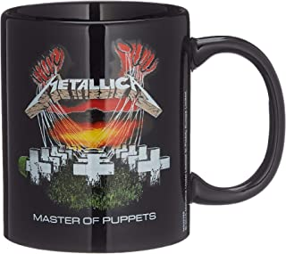 Générique Taza de Desayuno, diseño de Metallica Master of Puppets - Taza Metallica Master of Puppets