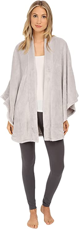 N by Natori Cashmere Fleece Poncho