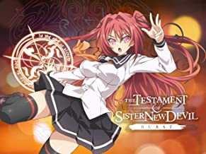 The Testament of Sister New Devil BURST, Season 2