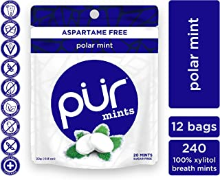 Best extra polar ice chewy mints Reviews
