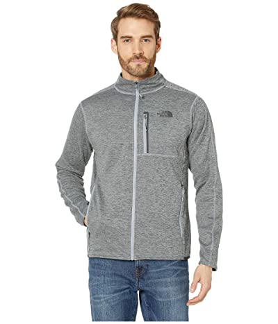 The North Face Canyonlands Full Zip (TNF Medium Grey Heather 2) Men