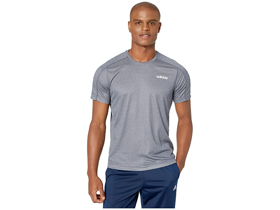adidas Designed 2 Move Tee (Legend Ink) Men's T Shirt, Multi