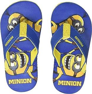 Minions by Kidsville Multi Colour Color Boy's Flipflops Flip-Flops