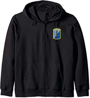 170th Infantry Brigade Zip Hoodie