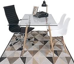 Amazon.es: Mesas De Despacho De Cristal