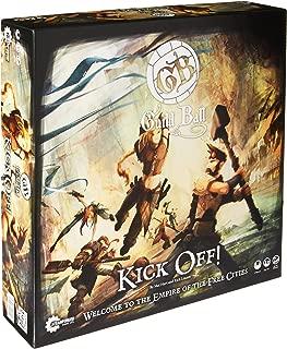 kick off board game