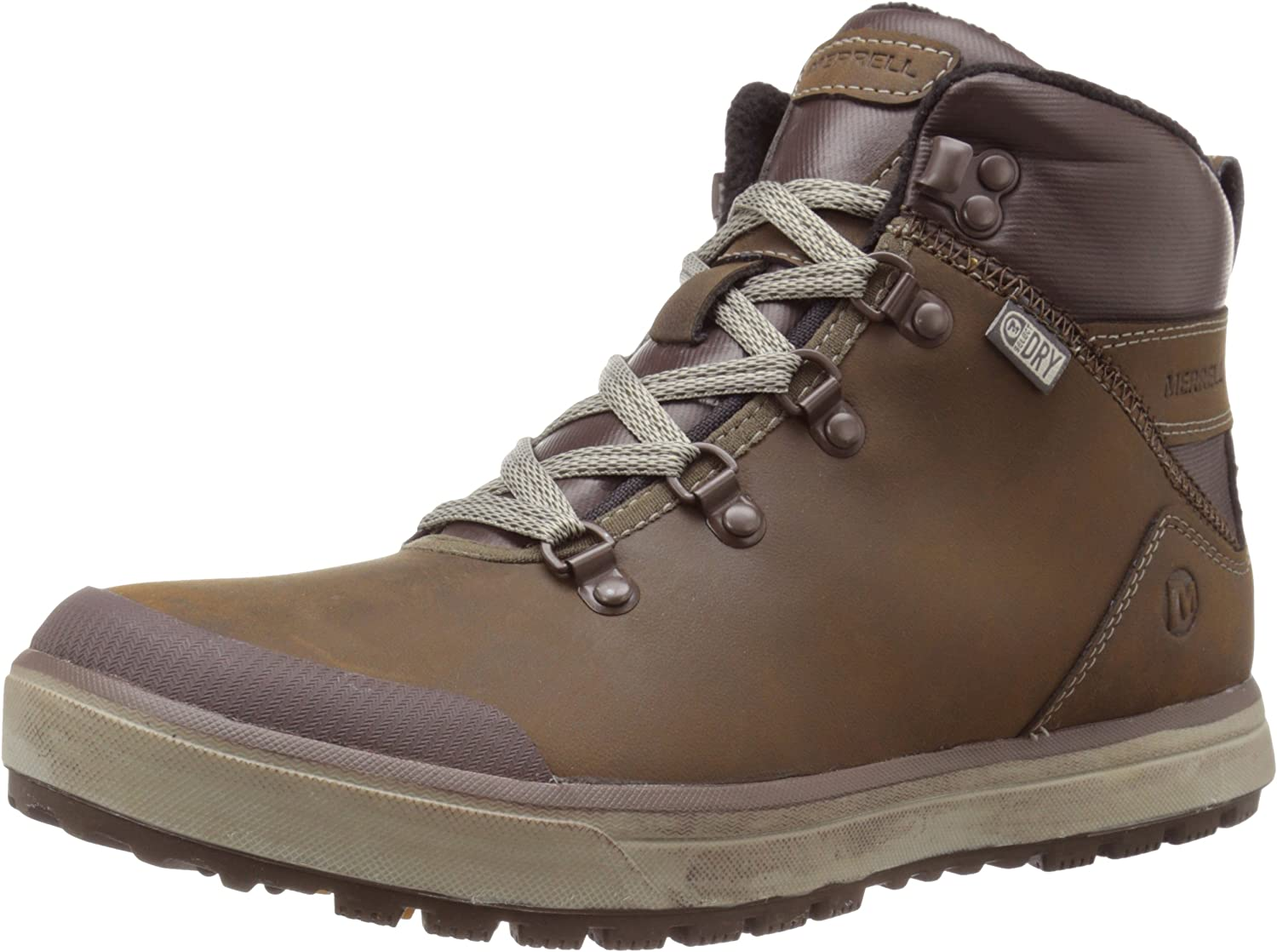 Merrell Men's Turku Trek Waterproof High Rise Hiking Boots