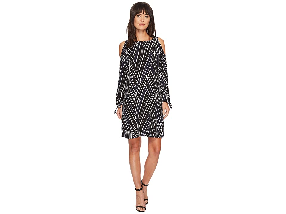 NIC+ZOE Bells and Whistles Dress (Multi) Women