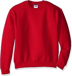 Youth Fleece Crew Sweatshirt