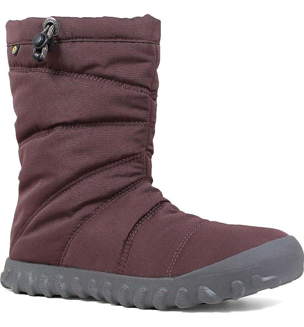 あいまいな壁紙光[ボグス] レディース ブーツ&レインブーツ Puffy Insulated Waterproof Boot (Wo [並行輸入品]