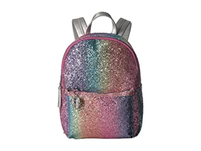 Betsey Johnson Clear Links Mini Backpack (Multi) Backpack Bags