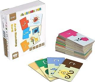 AL OSTOURA TOYS Arab Matching Card