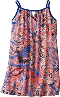 f8599166e1b My Michelle Girls Patterned Chiffon Slip Dress