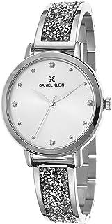 DANIEL KLEIN Premium Alloy Case Stainless Steel Band Ladies Wrist Watch - DK.1.12450-1