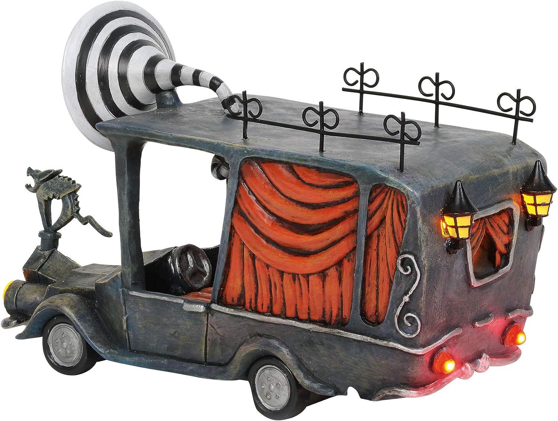 Enesco Nightmare Before Christmas The Mayor/'s Car Set NEW