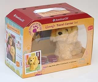 American Girl DOG Travel Carrier Set Pet on the Go Honey (1609581369)