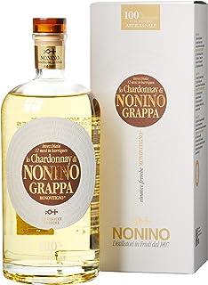 Nonino Chardonnay Monovitigno Grappa mit Geschenkverpackung 1 x 0.7 l