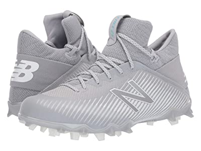 New Balance FREEZv2 Lacrosse (Grey/White) Men