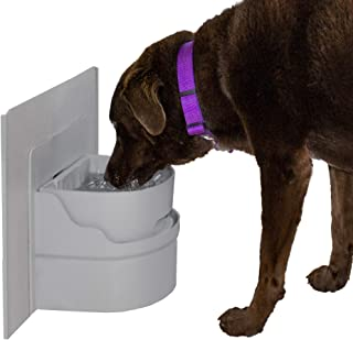 Perpetual Well Automatic Pet Water Bowl (Wall Mount)