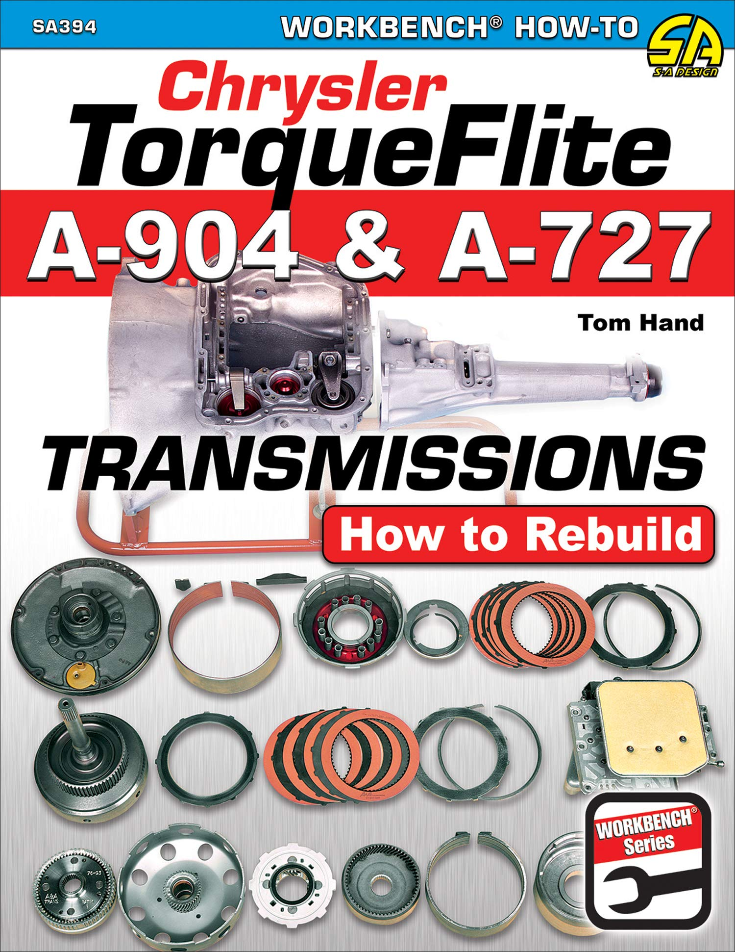 Download Chrysler Torqueflite A-904 & A-727 Transmissions: How To Rebuild 