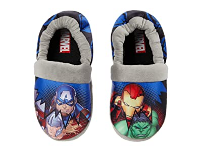 Favorite Characters Avengerstm Low Slipper AVF229 (Toddler/Little Kid) (Blue) Boy