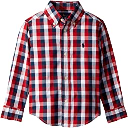 Cotton Madras Shirt (Toddler)