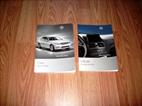 2011 Mercedes C-Class Owners Manual with Navigation Manual