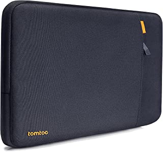 tomtoc 360 Protective Laptop Sleeve for Microsoft Surface Book 2/1, New Surface Laptop 3/2/1, Spill-Resistant Notebook Bag Case with Accessory Pocket
