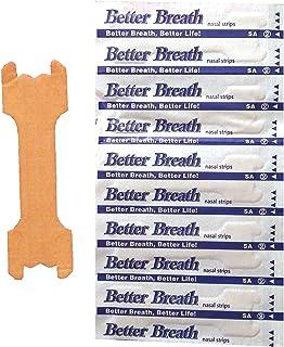 Nasenpflaster Premium – Groß (Large) – Sunglow Better Breath – gegen..