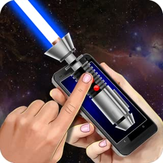 Lightsaber 3D Camera Simulate