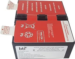 BTI- Battery Tech. APCRBC124-SLA124 Battery