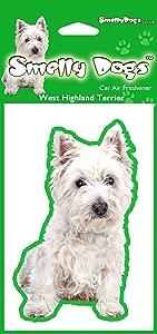 West Highland Terrier Westie Breed Dog Air Fresheners