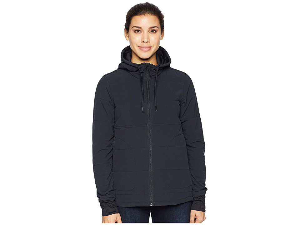 The North Face Mountain Full Zip Sweatshirt (TNF Black/TNF Black) Women