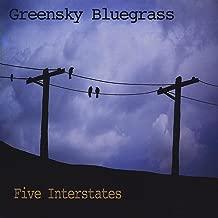 Best greensky bluegrass five interstates Reviews
