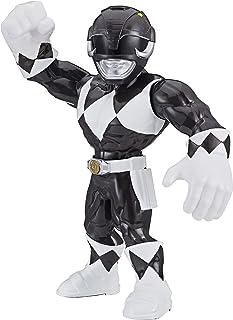Power Rangers- Mega Mighties Ranger Negro (Hasbro B07V51WSN6) , color/modelo surtido