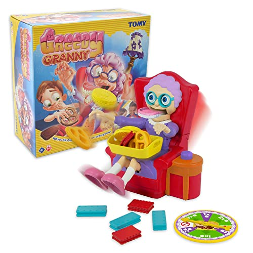 Tomy Tickle Me Feet For 2-4 players Age 4+
