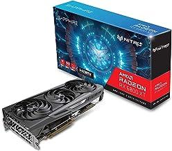 Sapphire 11304-02-20G Nitro+ AMD Radeon RX 6800 XT PCIe 4.0 Gaming Graphics Card with 16GB GDDR6